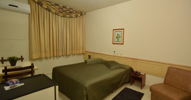 Acomodação Categoria Luxo - Hotel Morotin - Foto 01
