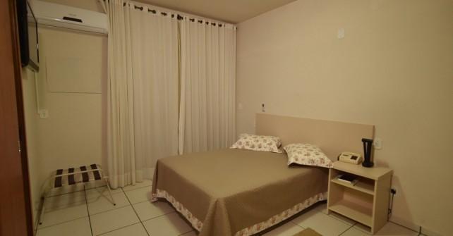 Acomodação Categoria Suíte Executiva - Hotel Morotin - Foto 01