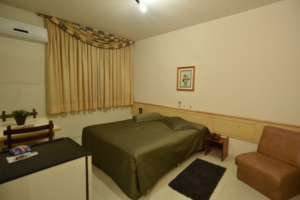 Acomodação Categoria suíte - Hotel Morotin - Foto 04