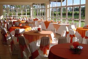 Churrasqueira - Park Hotel Morotin