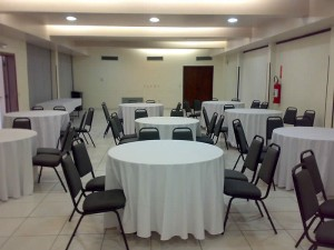 Salão A Park Hotel Morotin