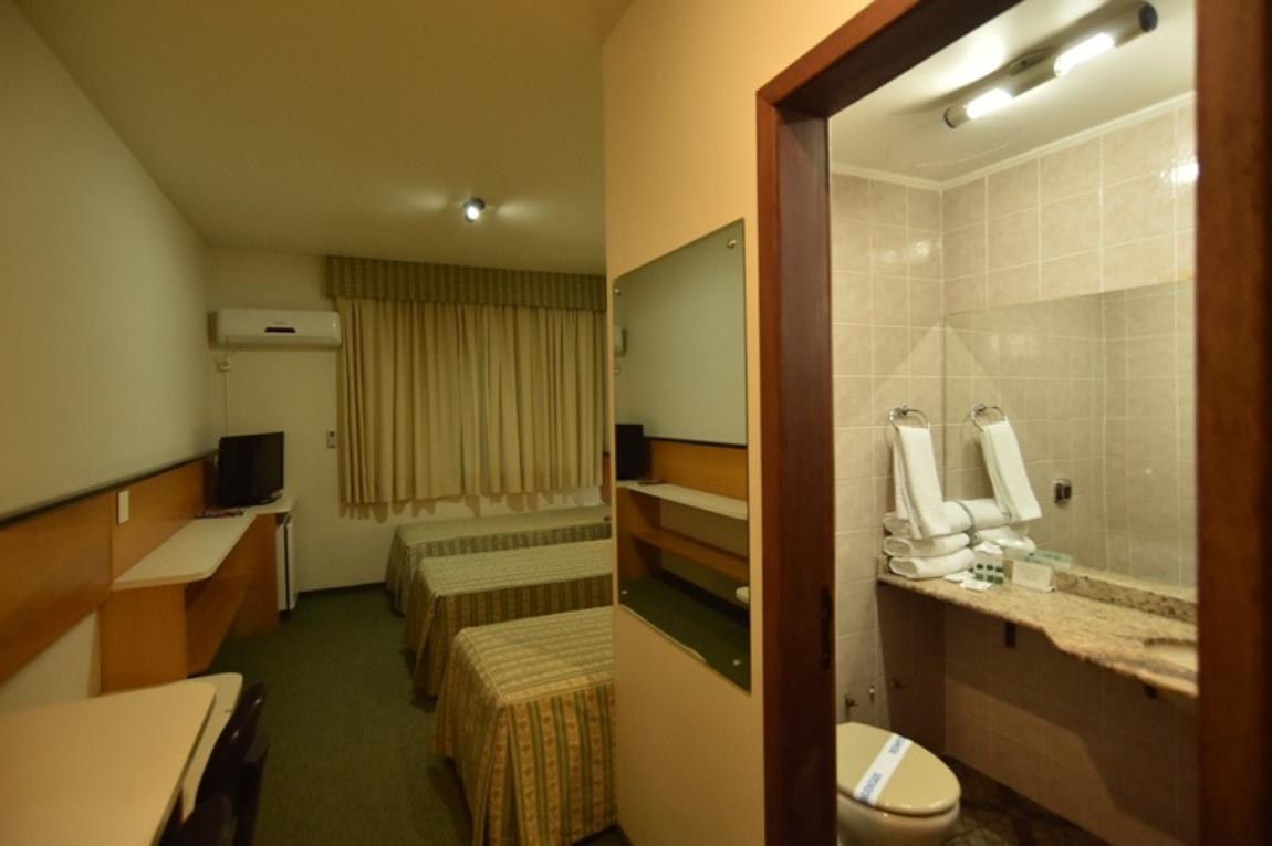 Park Hotel Morotin - Apartamento Luxo Triplo Foto 01