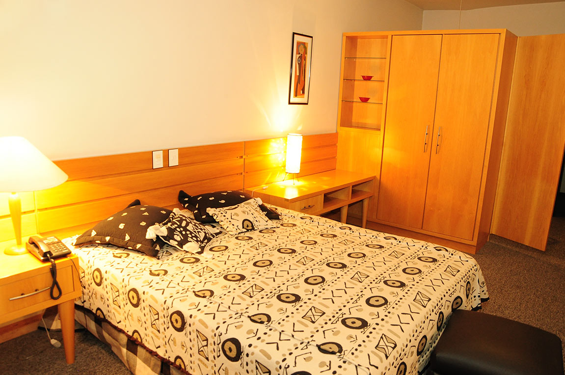 Acomodações Suite Clean Park Hotel Morotin Foto 03