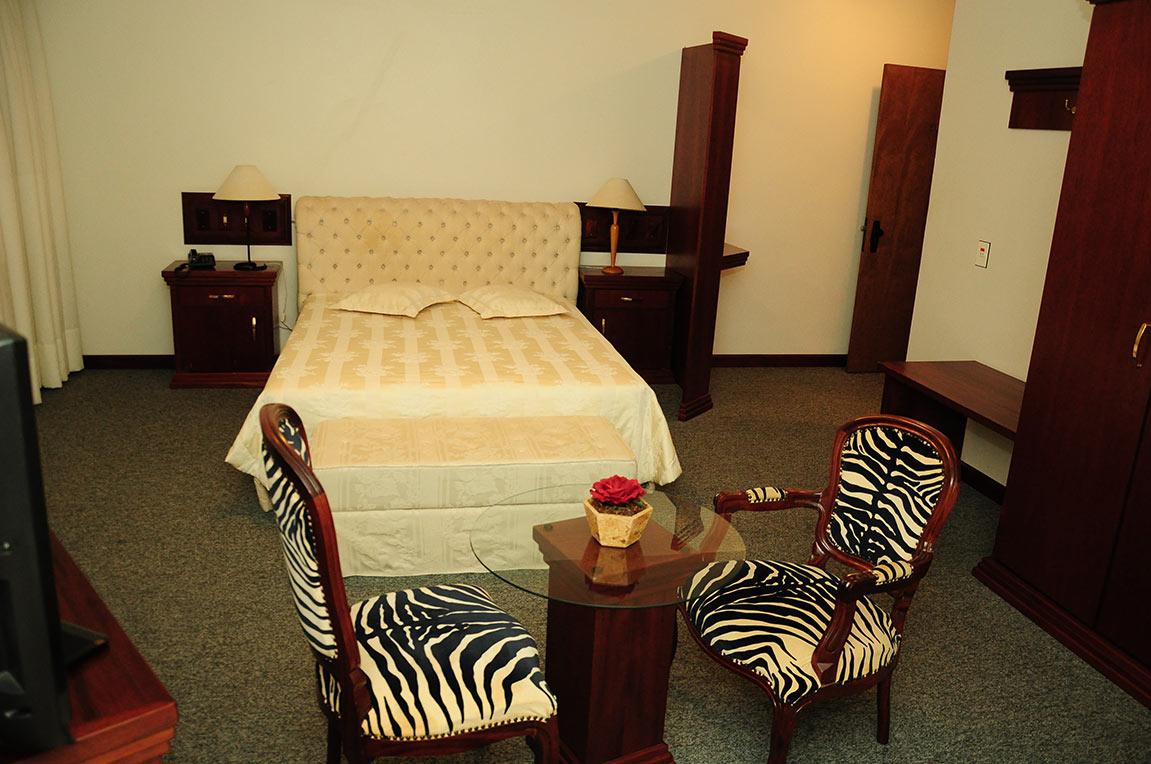 Acomodações Suite Presidencial Park Hotel Morotin Foto 01