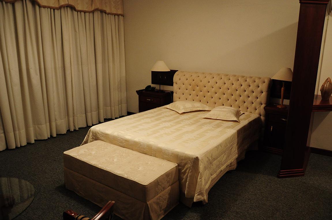 Acomodações Suite Presidencial Park Hotel Morotin Foto 02