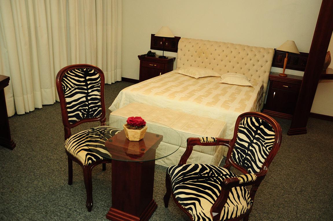 Acomodações Suite Presidencial Park Hotel Morotin Foto 03