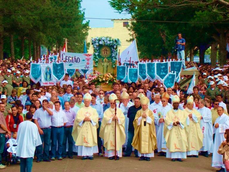 Romaria Santa Maria